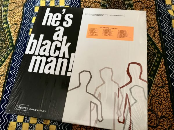 He's a Black Man